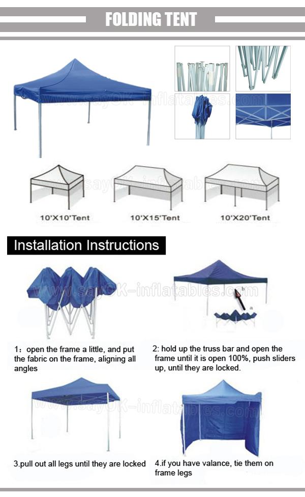 Manual Assembly Gazebo Tent 4x4 For Sale Philippines Buy Gazebo