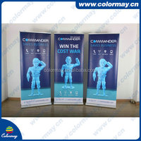 hot sales motor roll up banner stand