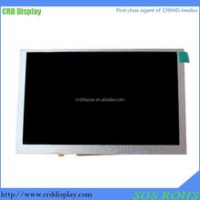 Good quality with high luminance CRD050TN02-50NM03 800*480 tft led module