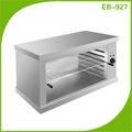 De acero inoxidable eléctrica salamandra/asador de pollo eb-927