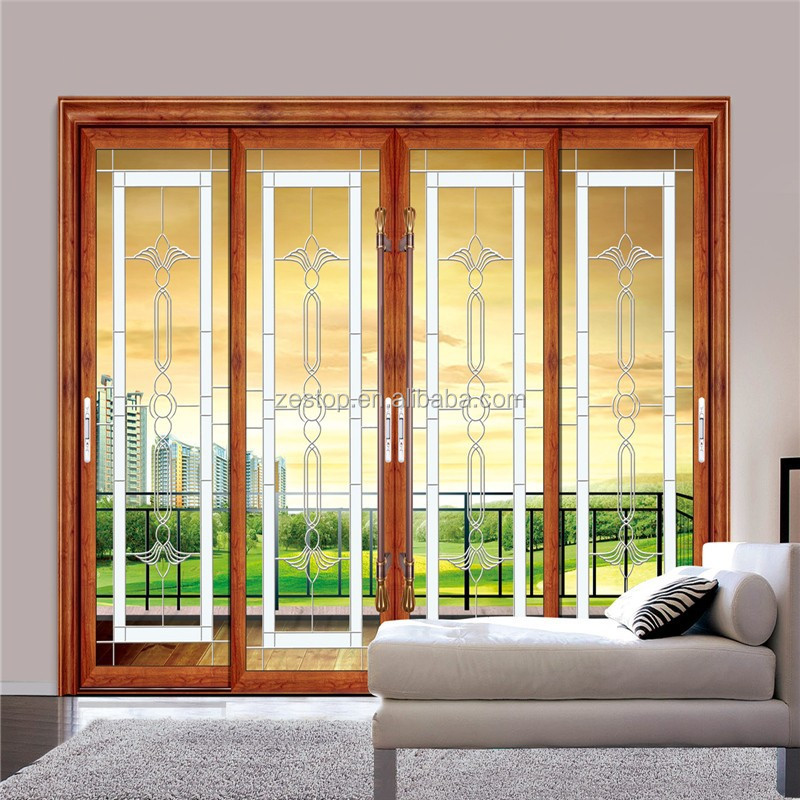 Toughened security glass aluminium sliding door pictures for Sliding glass doors security