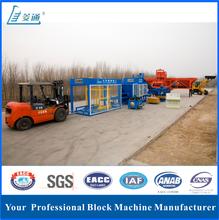 LTQT10-15 multi-function automatic hydrautic paving block machine/gypsum block production machine