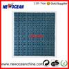 Custom molding high performance rubber anti-vibration pads/rubber pads