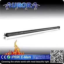 AURORA unique design Aurora 50'' single row led lights for motorcycles