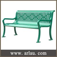 Arlau FS-13 wood slats for cast iron bench outdoor garden bench