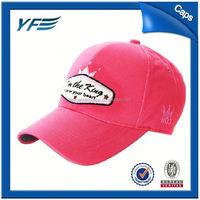 baseball cap for girl/Girls Baseball Caps/Fitted Hat