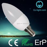 5W E14 396lm cand led e14 bulb 12v lighted emblem audi chandelier pendant lam