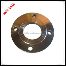 "High quality forged BS4504 PN16 SO 2"" stainless table flange"
