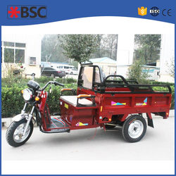 China motorcycle truck 3-wheel tricycle