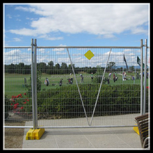 Galvanized temporary fencing for dogs/outdoor fence temporary fence(big factory)