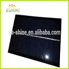 130x80mm 1.5w 6v epoxy resin solar panels/small solar panels