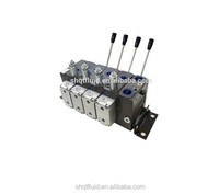 hydraulic proportional control valves