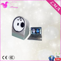 Top sell top quality skin analyzer magnify lamp