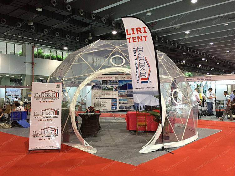 Новый Стильный Белый Водонепроницаемый Питания Китайская Шляпа Пагода Палатка для Продажи