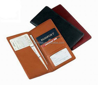 Simple travel document wallet