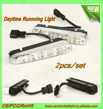 LED Daytime Running Light DRL For Mazda 3 Axela Car Fog Lamp Mazda3 DRL 2014 Up