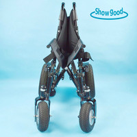 Showgood handicapped wheel chair electric wheelchair