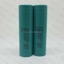 small size 3.7v or 5v 9v 12v li-ion 18650 battery pack