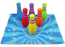 Children' s Bowling Ball Set Indoor and Outdoor Sports Family Games