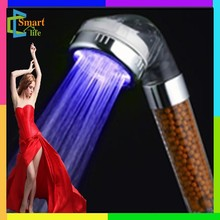 C-138-1 LED top shower head