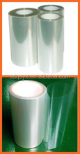 Rolling export crystal film for hot and cold laminating for PET/PVC album advertising