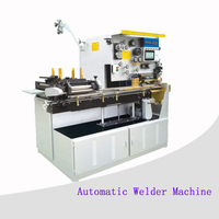 Food or chemical tin can semi-automatic welding seam tracking machine price