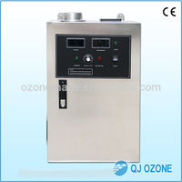 home kitchen appliance ozone air purifier for oil fume, soot waste gas removal