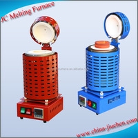 small portable copper/brass electromagnetic small gold melting furnace