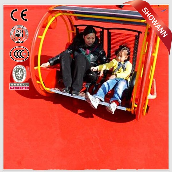 Карнавал парк езды счастливые баланс автомобиля автомобиль поворотный счастливые leswing автомобиля от прямого завода