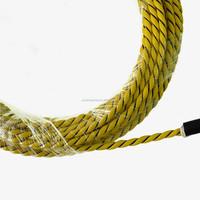 High sensitive rope water leak detection controller water leakage rope