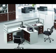 4 seater modern workstation/ office partition HJ-9266