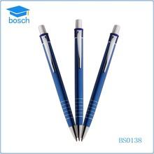 OEM ballpoint pen advertising click metal pen ball pen manufacturer