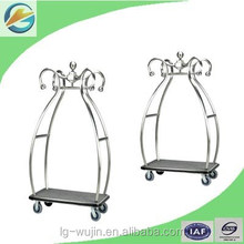 Hotel trolley luggage cart for hotel
