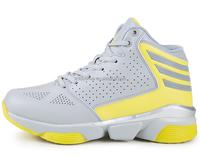 DLB011 men fashion breathable high-cut basketball shoes wholesale sport shoes