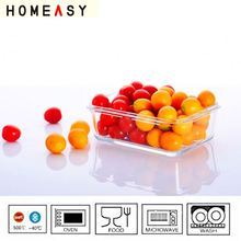 High temperature resistance seed storage containers