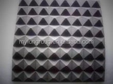 Studio Acoustic High Density Wedge type Sound Proofing Absorb Foam for home theater/KTV