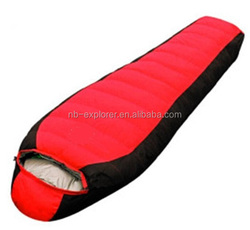 sleeping bags for cold weather/ mammy style sleeping bag