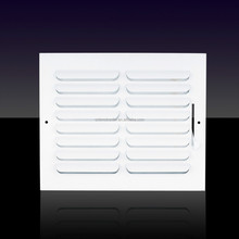 curved and straight louver air diffusers HVAC sysyterm