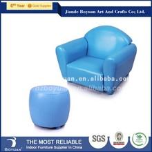 Kids bedroom furniture sets/Children leather sofa/Ikea sofa bed