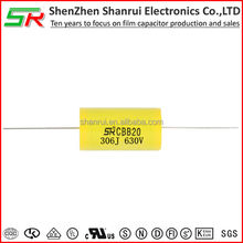 2.2uF 400V axial audio capacitor juki machine price components