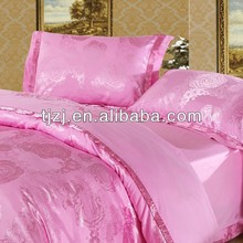 100%cotton brushed active printed fabric bedding