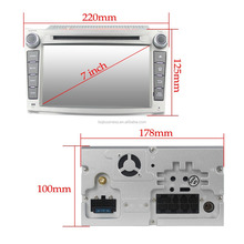 Pure android 4.4 central multimedia gps subaru outback with DVD Bluetooth Radio TV GPS 3G Wifi android! Good quality!