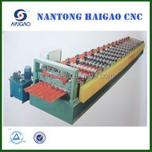 Single Layer CNC Color Steel Forming Machine Undulator/ automatic corrugated sheet pasting machine