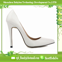 HOT selling chinese wholesale high heel shoes Trendy classy high heel dress shoes with thin heels