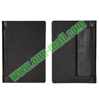 Litchi Texture Stand Leather Case for Lenovo Yoga Tablet 10 B8000