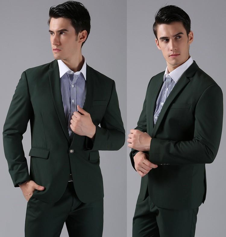 HTB11ghoFVXXXXbRXXXXq6xXFXXX8 - (Jackets+Pants) 2016 New Men Suits Slim Custom Fit Tuxedo Brand Fashion Bridegroon Business Dress Wedding Suits Blazer H0285