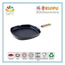 Kitchen accessories cast iron enamel cookware nonstick cookware camping cookware set frying pan
