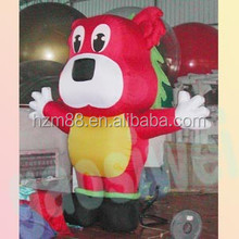 Outdoor Inflatable Animal Inflatable Cartoon Characters For Advertising