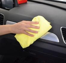 Magic clean essuyer / chiffon de nettoyage en microfibre pour le nettoyage de voiture