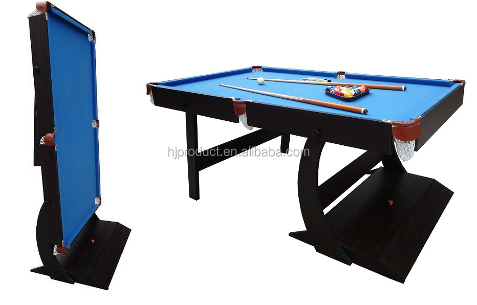 4ft 5ft 6ft 7ft Indoor Sport Superior Stand Up Pool Table